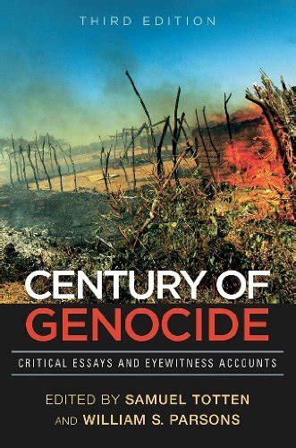 Genocide In Guatemala Essays by Century Of Genocide Critical Essays And Eyewitness Accounts Avaxhome