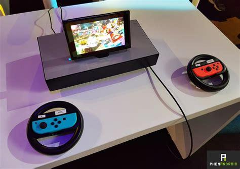 Kaset Nintendo Switch Mario Kart 8 nintendo switch notre prise en et premier avis sur
