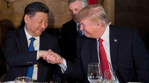 donald trump xi donald trump accepts xi jinping s invitation to visit