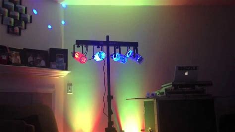 New Lights by New Lights Chauvet 4play Cl Part 1