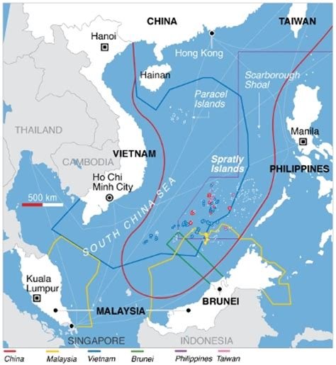 south china sea ruling likely to impact disputed tonga