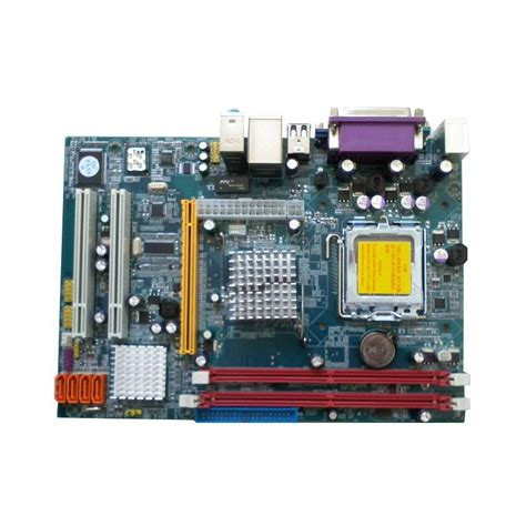 carte mere pc bureau carte m 232 re techzone pentium4