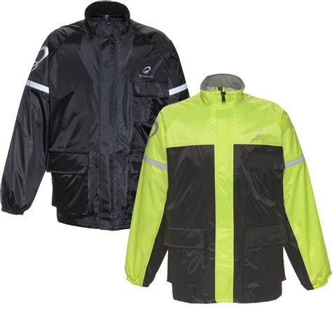 waterproof cycle wear black spectre waterproof motorcycle motorbike rain wear