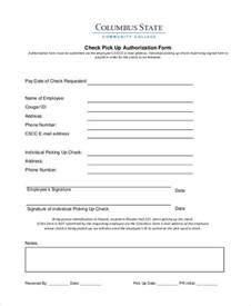Authorization Letter Encash Check authorization letter check 10 best authorization