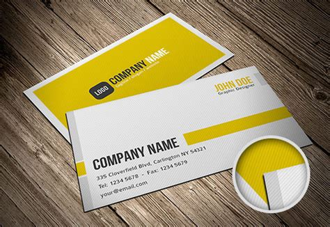 front and back business card template word freebie release 10 business card templates psd hongkiat