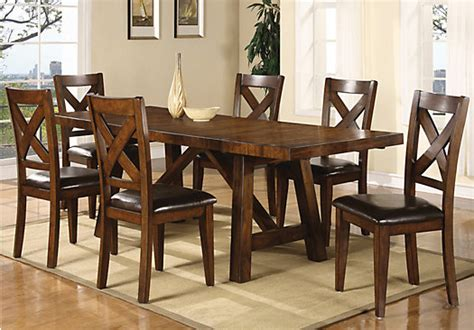 rooms to go dining room sets mango 5 pc dining room dining room sets