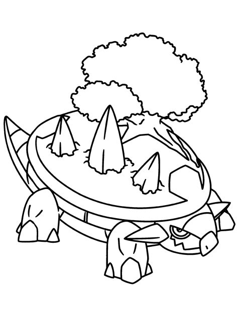 pokemon coloring pages of chespin free coloring pages of chespin
