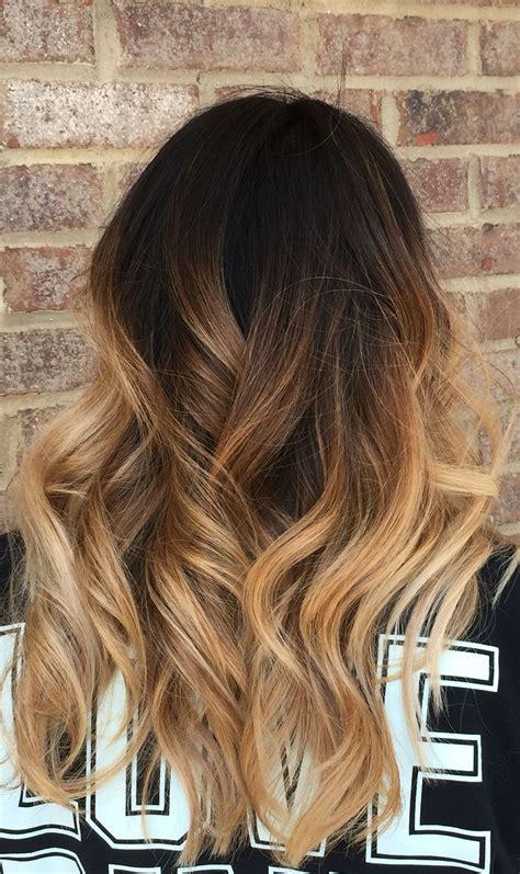 summer ombre for brunettes balayage balyombr 233 ombr 233 blonde brunette summer hair