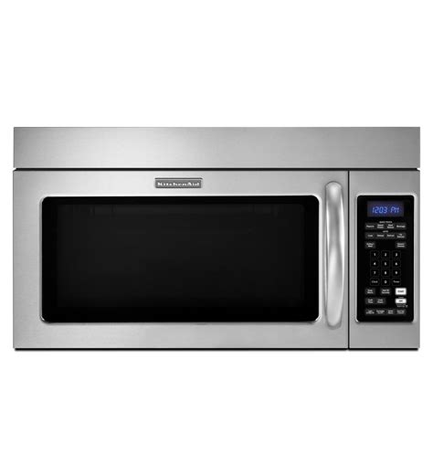 KitchenAid® 30'' 1000 Watt Microwave Hood Combination Oven