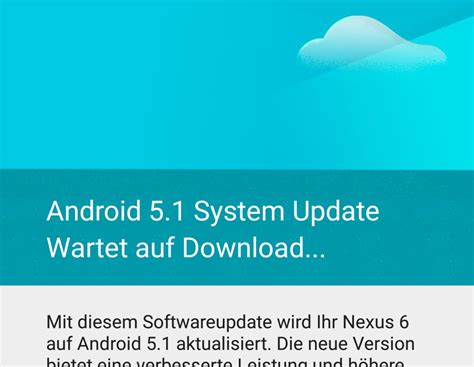 android 5 1 1 update android 5 1 update funktioniert nicht