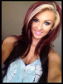try hair color two tone hair color pictures photos and images for