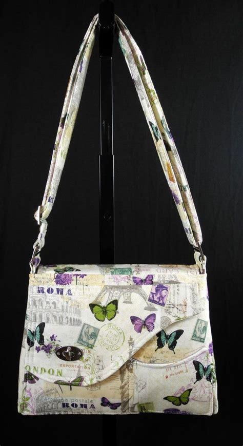 pinterest handbag pattern pdf cross body bag sewing pattern bella by