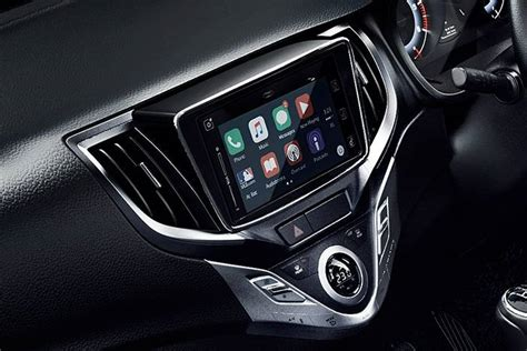 Touchscreen Cross A6t 1 maruti suzuki brings map update for its infotainment system