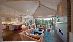 beautiful dimensions of the combined living room