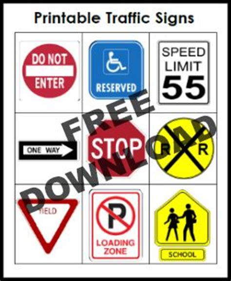 printable interest area signs environmental print in the block center inspiration und kind
