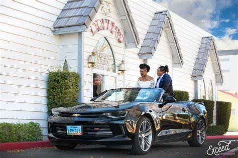 Drive Thru Wedding Las Vegas   Creative Las Vegas Wedding