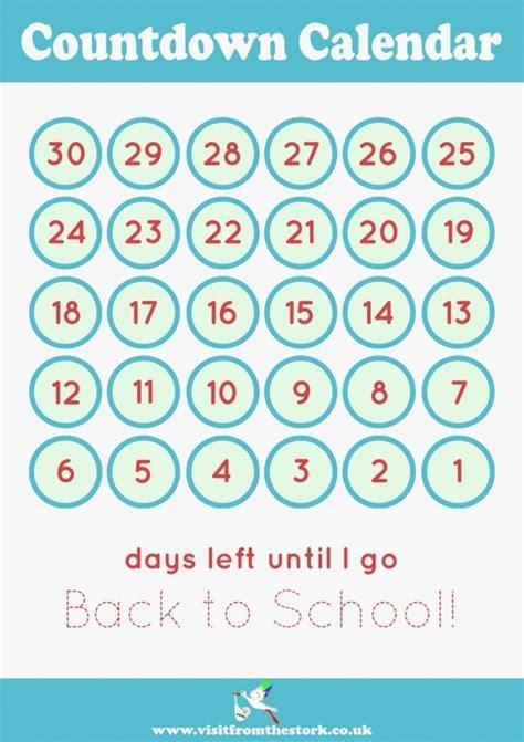 countdown calendar templates pregnancy countdown calendar printable free calendar