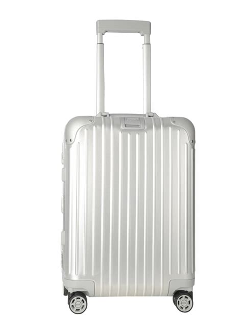 rimowa cabin luggage rimowa carry on suitcase topas best prices