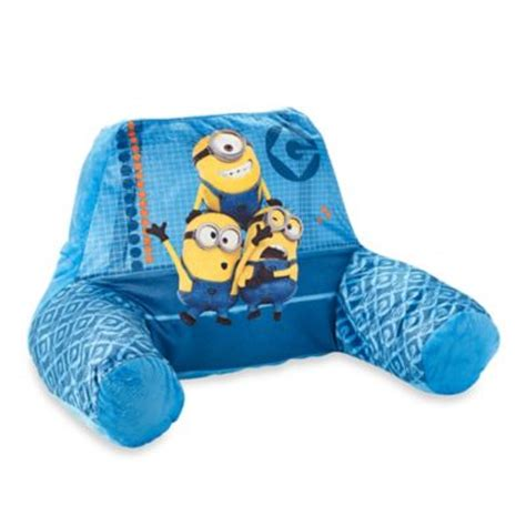 minion pillow bed buy plush pillows from bed bath beyond