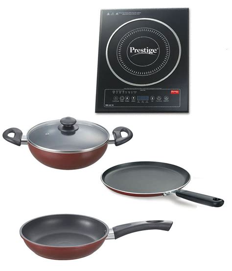 Omega Cooktop Prestige Combo Of Induction Pic 2 0 V2 Amp Omega Deluxe Byk