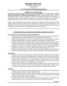 Entry Level Management Resume Sles by Management Level Resume Sales Management Lewesmr