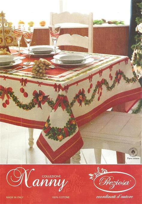 tovaglie da tavola tovaglia da tavola natalizia preziosa x12 persone 6