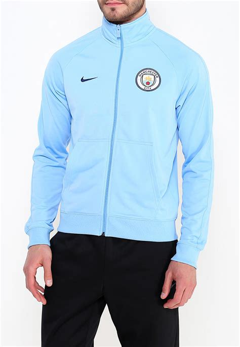 Vest Hoodie Manchester City Fc 03 nike nsw manchester city fc jacket clothes hoodies sporting goods sil lt