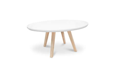 table basse vintage blanche table basse ovale blanche idees de dcoration