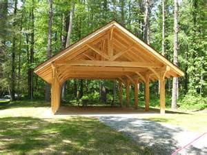 Outdoor Gazebo Plans With Fireplace - blue ridge parkway education shelter at linville falls built by mountain construction