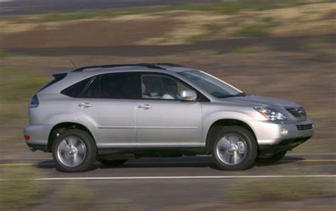 how petrol cars work 2006 lexus rx parental controls 2006 lexus rx 400h warning reviews top 10 problems you must know