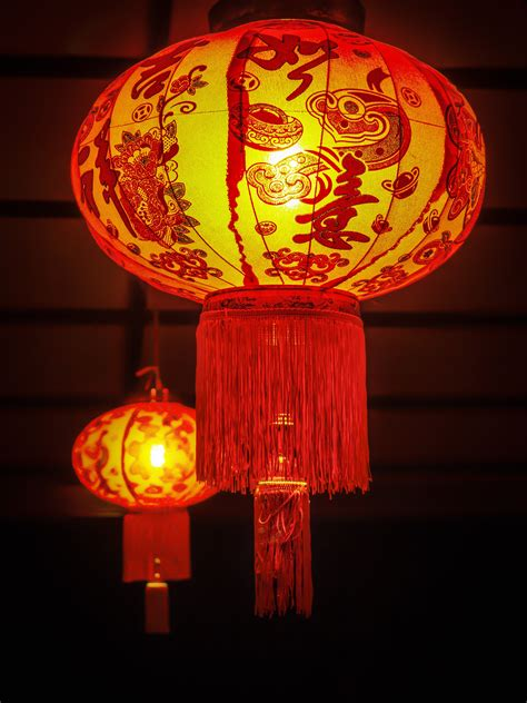 lanterns in new year new year lantern lantern