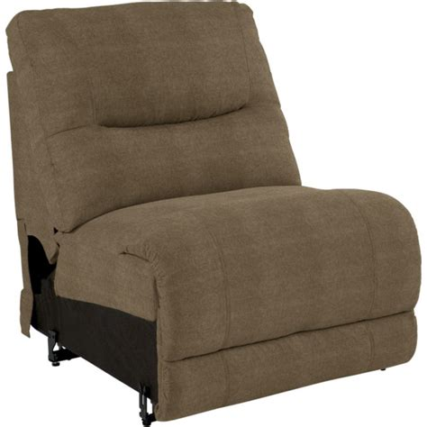 armless recliner la z boy 720 dawson armless recliner discount furniture at
