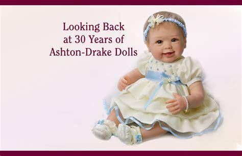 Bradford Exchange Home Decor by Looking Back At 30 Years Of Ashton Drake Dolls