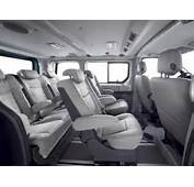 Renault Trafic Long 9 Seats Model Vehicle Specifications