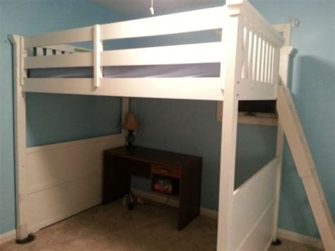 craigslist loft bed full size loft bed ethan allen furniture therapy