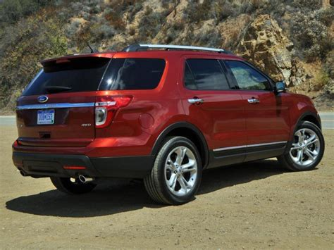 Suvs With 3rd Row Seating And Best Gas Mileage by Size Suv With 3rd Row Autos Post