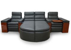 theatre style seating couch home theater couch media room seating theaterseatstore com