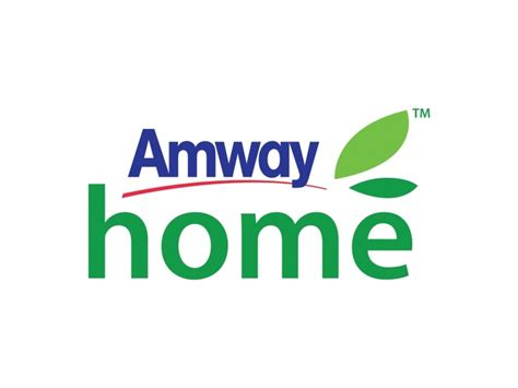 commercial logos services amway home vector logo