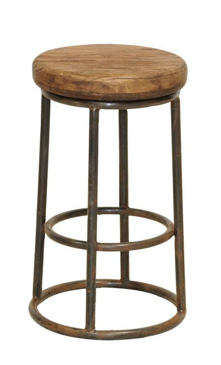 Wood And Iron Counter Stools by Wood And Iron Counter Stool Home Basement Cave