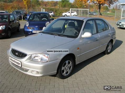 how do i learn about cars 2002 hyundai accent engine control hyundai accent 1 5 2002 auto images and specification