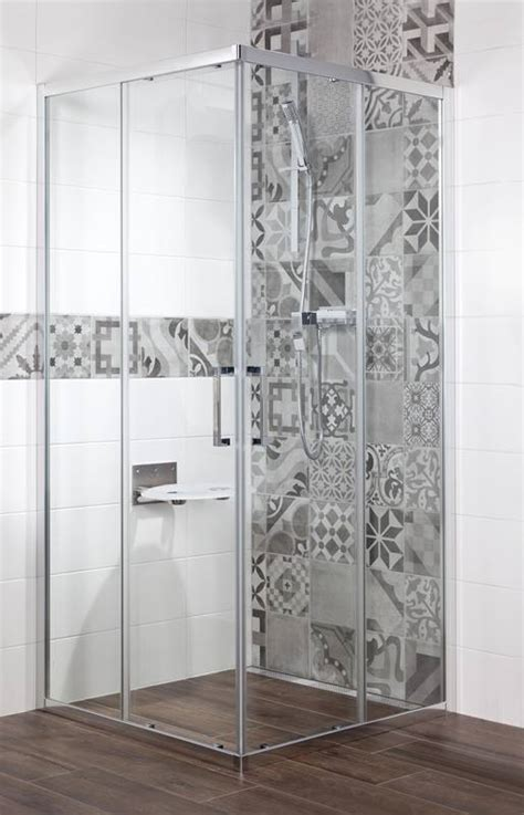 bathroom square shower stall design  small bathroom