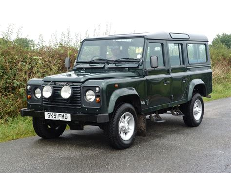 land rover defender 110 engine land rover defender td5 110 county previously sold