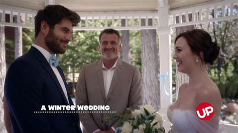 video film operation wedding full movie a winter wedding movie preview uptv