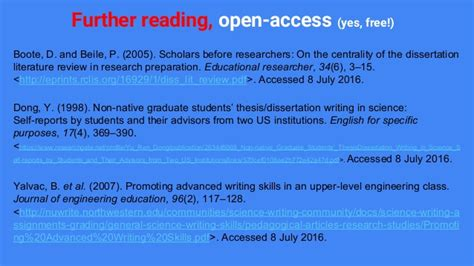 open access dissertations dissertation analytical writing skills