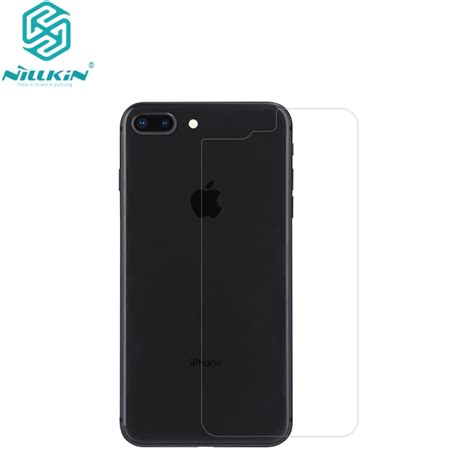back cover tempered glass for iphone 8 plus back screen protector for iphone 8 nillkin amazing h