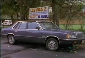 1989 Dodge Dart Imcdb Org 1989 Dodge Dart E In Quot Mofles Y Canek En Mascara