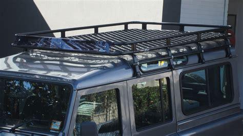 Defender Rack by Land Rover Defender 110 Roof Racks
