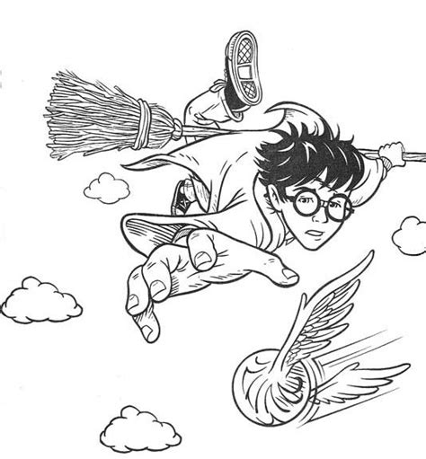 harry potter quidditch coloring pages free harry potter coloring pages quidditch coloring