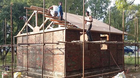 nepal house nepal rebuilds with quake proof japanese designs rt news