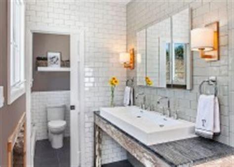 Good Rustic Bathroom Design Ideas #1: Rustic-modern-bathroom-design-with-unique-vanity-217x155.jpg